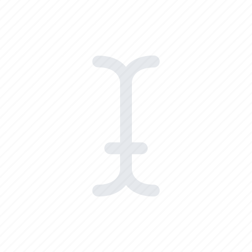 cursor, edit, input, text, type, typography icon