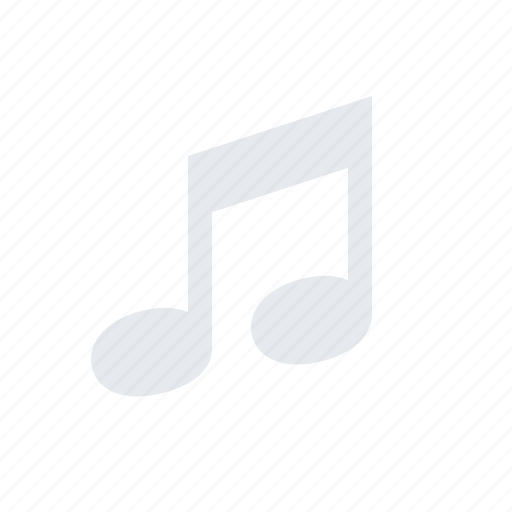 audio, double, melody, music, note icon