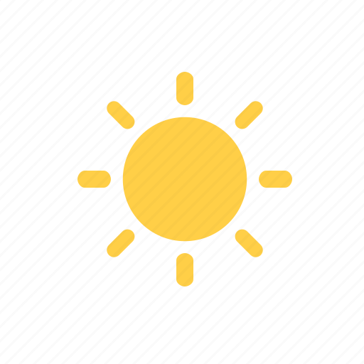 brightness, light, solar, sun icon