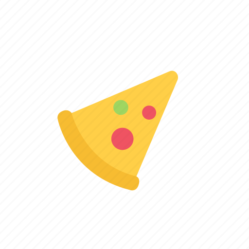 Food, pizza, pizza slice, slice icon - Download on Iconfinder
