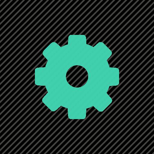 gear, preferences, setup icon