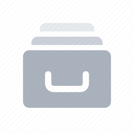 archive, docs, files, storage, versions icon