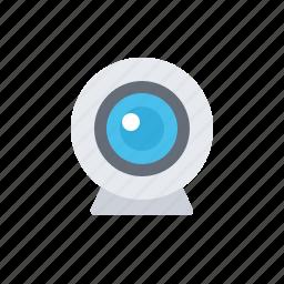 camera, video, web, webcam icon