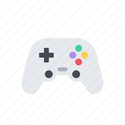 controller, game, gamepad, play icon
