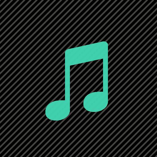 melody, music, sound icon