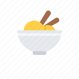 cooking, cup, food, gastronomy, noodle icon