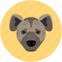 baby dog, dog, dog face, puppy, puppy face icon