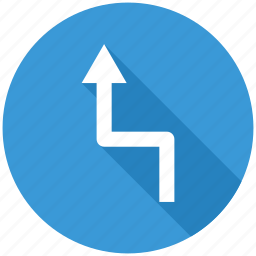 arrow, direction, move, navigation, up icon