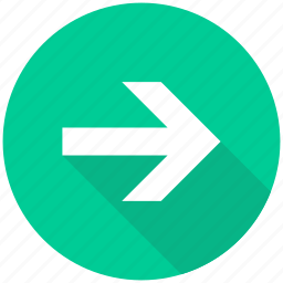 arrow, forward, left, move, next, right icon
