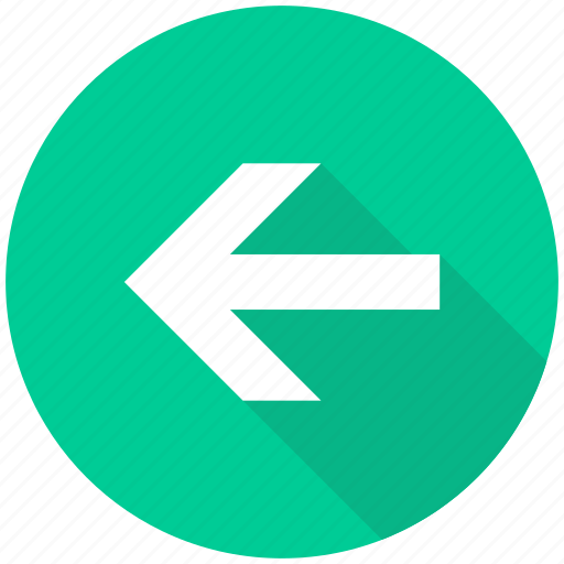 arrow, arrows, back, left, navigation icon