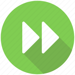 arrow, arrows, move, music, next, play, right icon