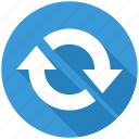 arrow, arrows, recycle, refresh, reload, renew icon