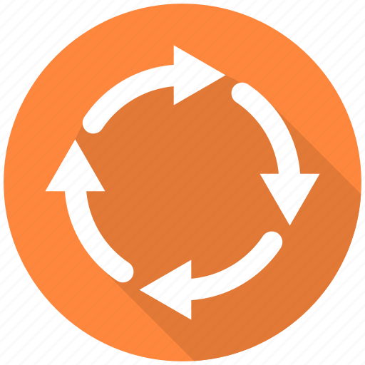 Arrow, recycle, repeat, arrows, refresh icon