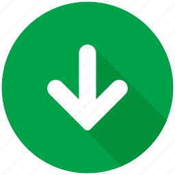 arrow, direction, down, download, move, up icon