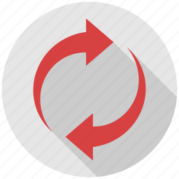 arrow, arrows, recycle, refresh, reload, repeat icon