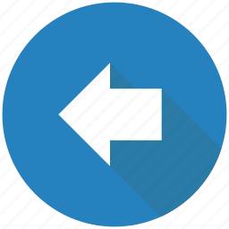 arrow, back, left, move, navigation, right icon
