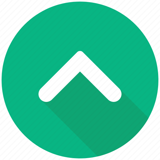 arrow, direction, navigation, up, upload icon