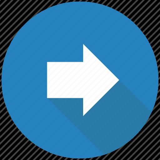 arrow, forward, left, move, navigation, next, right icon