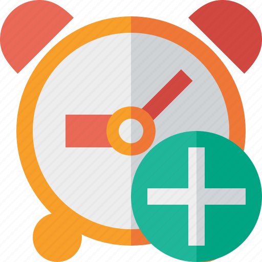 add, alarm, clock, event, schedule, time, timer icon