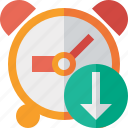 alarm, clock, download, event, schedule, time, timer