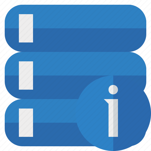 Data, database, information, server, storage icon - Download on Iconfinder