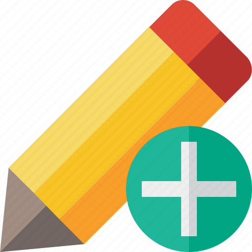 Add, draw, edit, pen, pencil, tool, write icon - Download on Iconfinder