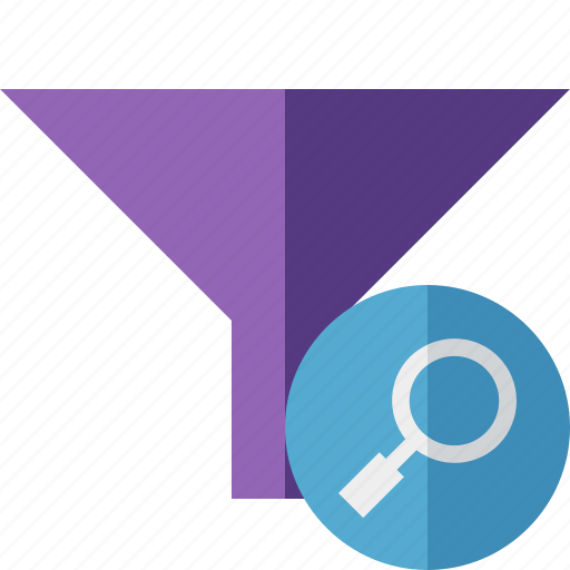 Filter, funnel, search, sort, tools icon - Download on Iconfinder
