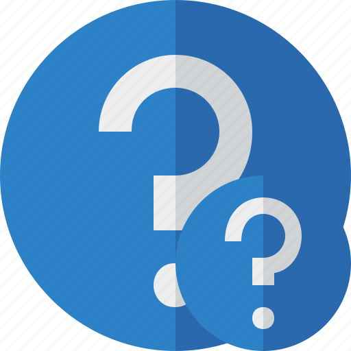 faq, help, question, support icon