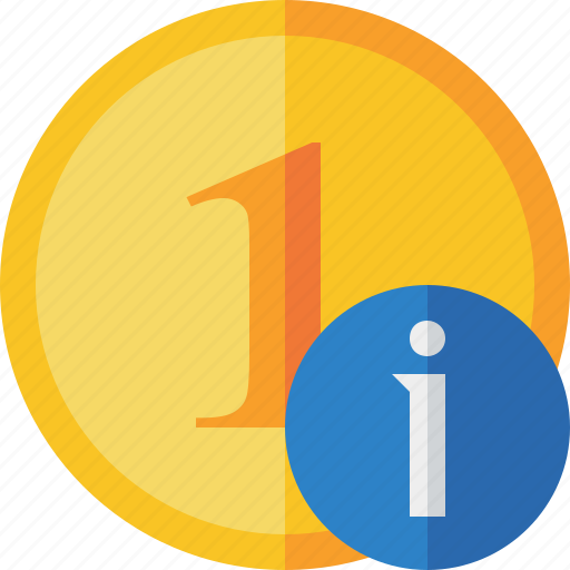 Cash, coin, currency, finance, information, money icon - Download on Iconfinder