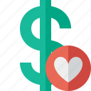 business, cash, currency, dollar, favorites, finance, money icon