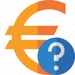 business, cash, currency, euro, finance, help, money icon