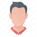 avatar, boy, business, man, person, profile, user