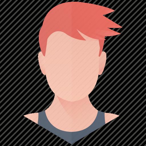athlete, avatar, boy, man, person, profile, user icon