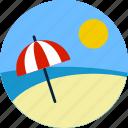 summer, travel, sunny, vacation, holiday, beach, trip