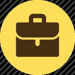 briefcase, case, clients, crm, portfolio, sales icon