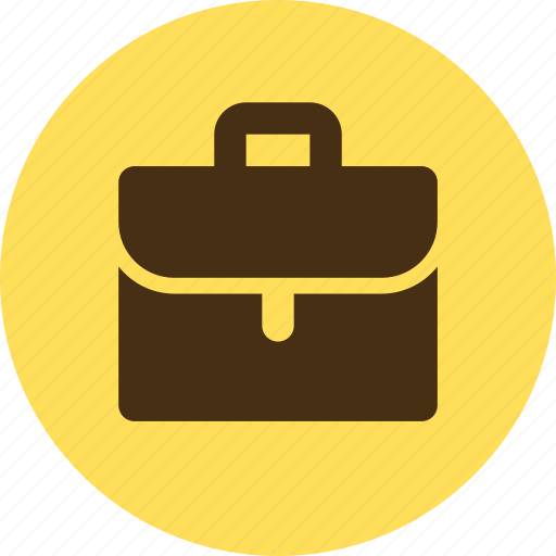briefcase, case, clients, crm, portfolio, sales icon
