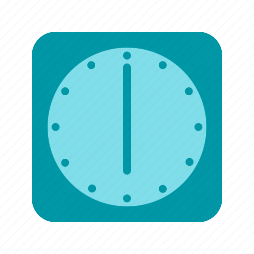 clock, office, schedule, time icon