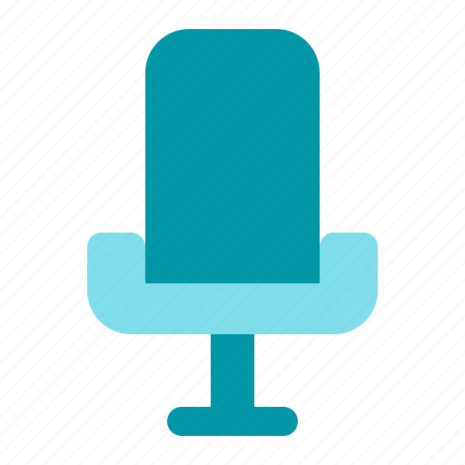 boss, chair, office, work icon
