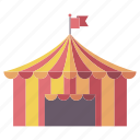 carnival, celebration, circus, holiday, mask, party icon