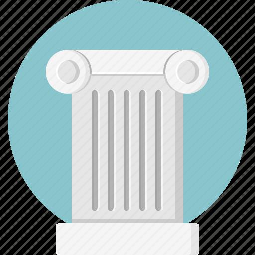 column, pole icon