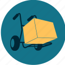 cargo, inventory, logistic, merchandise, servicepackage, supplier, truck icon