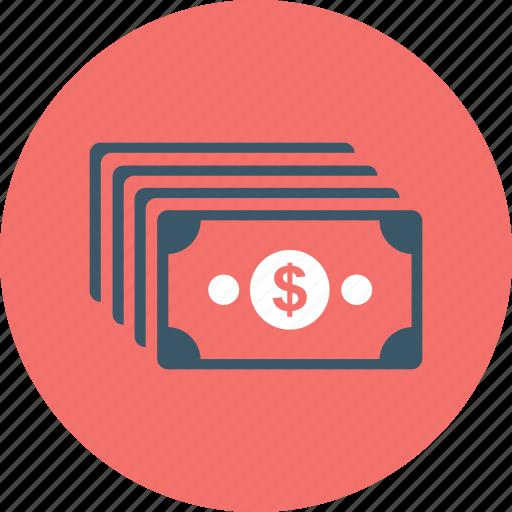 business, cash, money, payment, profit icon