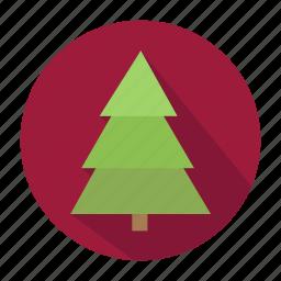 christmas, christmas decorations, christmas tree, holiday, snow, tree, weather, winter, xmas icon