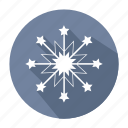 christmas, christmas snowflake, decoration, holiday, snowflake, winter, xmas icon