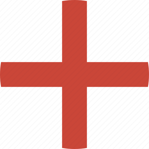 circle, england, flag icon