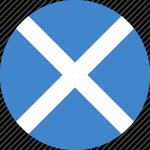 Slikovni rezultat za flag circle scotland