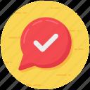 experience, feedback, gratification, guarantee, satisfaction icon
