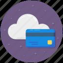 atm card, bankcard, credit card, debit card, gateway, smartcard icon