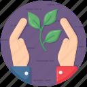 eco care, eco friendly, environment care, nature care, responsibility icon