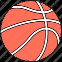 ball, basketball, game, play, sport icon